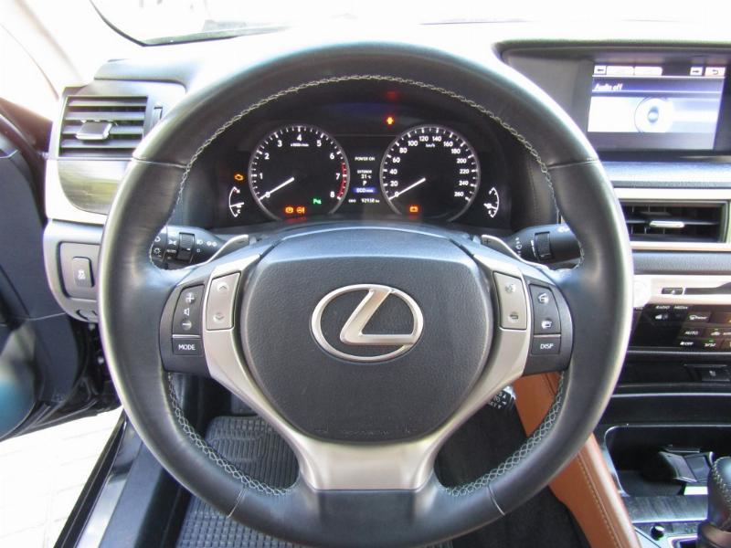 LEXUS GS 250 2.5  2013 Unico dueño, sunroof, cuero, exquisito andar - JULIO INFANTE