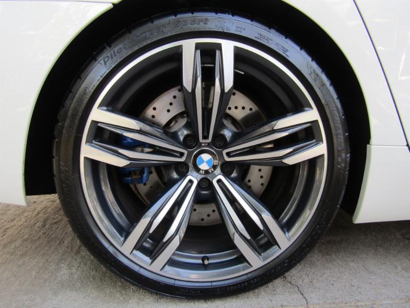 BMW M6  4.4 M6 Gran Coupe 560 hp 2015 4 ptas. sedan. 24 mil km. mantencion 22 mil en W.B - JULIO INFANTE