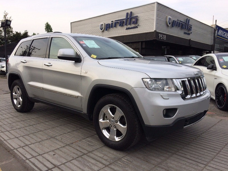 JEEP NEW GRAND CHEROKEE LIMITED 2011 NEUMATICOS NUEVOS - FULL MOTOR