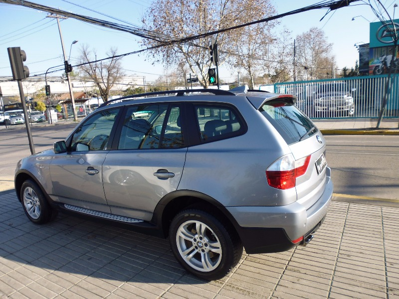 BMW X3 3.0 SI XDRIVE 2008 IMPECABLE - FULL MOTOR