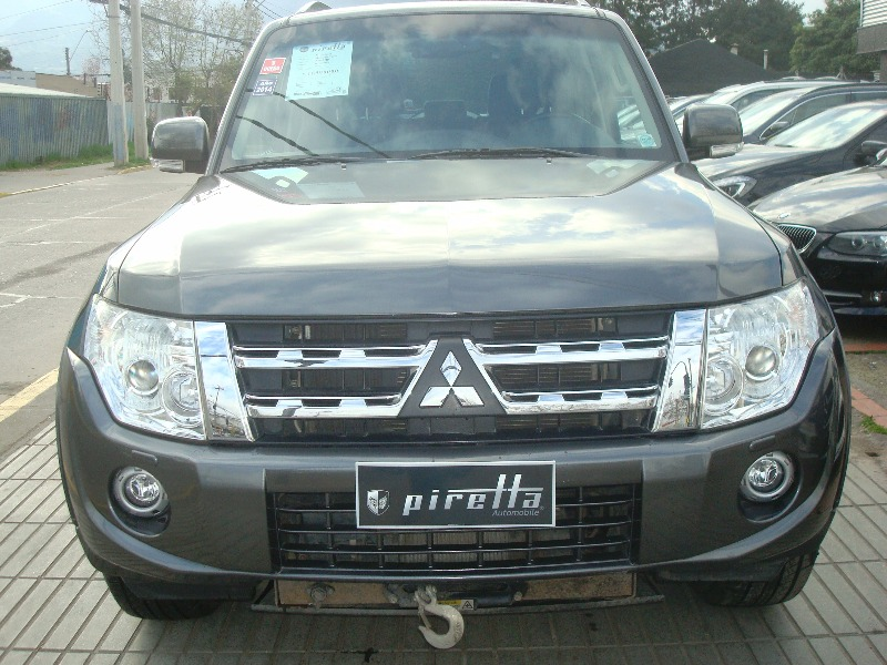 MITSUBISHI MONTERO CORTO  2014 DIESEL HIGH POWER - FULL MOTOR