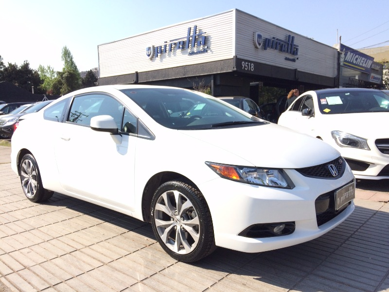 HONDA CIVIC Si COUPE 2012 SOLO 52.000 KMS. - FULL MOTOR