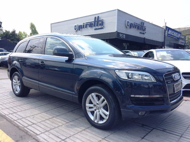 AUDI Q7 3.0 T DIESEL 2009 IMPECABLE - FULL MOTOR