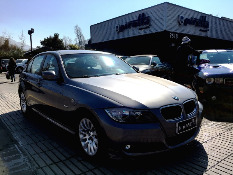 BMW 318I iA 2.0 2009 141 HP - FULL MOTOR