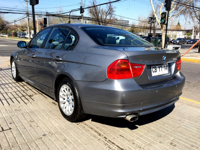 BMW 318I iA 2.0 2009 141 HP - PIRETTA AUTOMOBILE