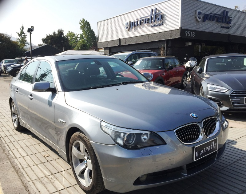 BMW 550 IA 2007  - PIRETTA AUTOMOBILE