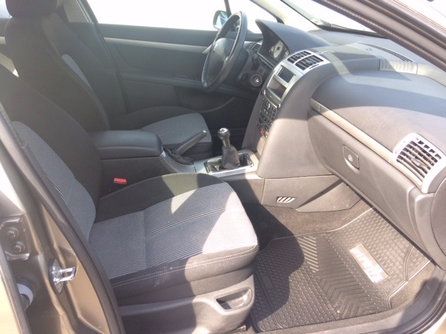 PEUGEOT 407 SR 2.0 2008 Impecable - FULL MOTOR
