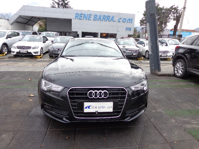 AUDI A5 COUPE ATTRACTION TFSI 2015  MÁXIMO EQUIPO - FULL MOTOR