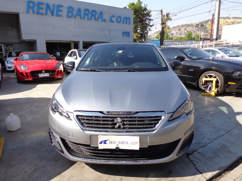 PEUGEOT 308 GT BLUE HDI 2.0  2016 AUTOMATICO FULL EQUIPO - FULL MOTOR