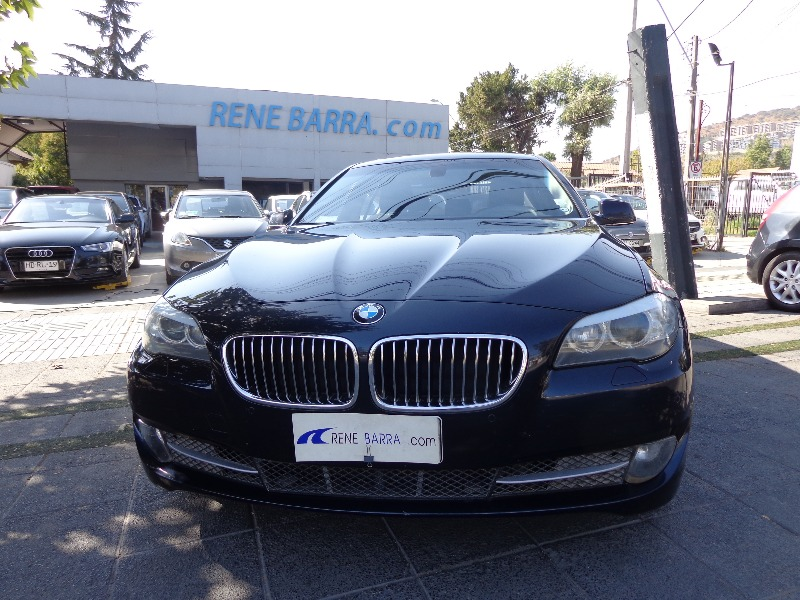 BMW 530D DIESEL 2012 3.0 AUT - FULL MOTOR