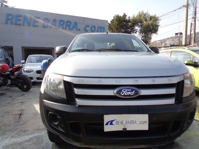 FORD RANGER XL 2013 TURBO DIESEL 4X4 - FULL MOTOR