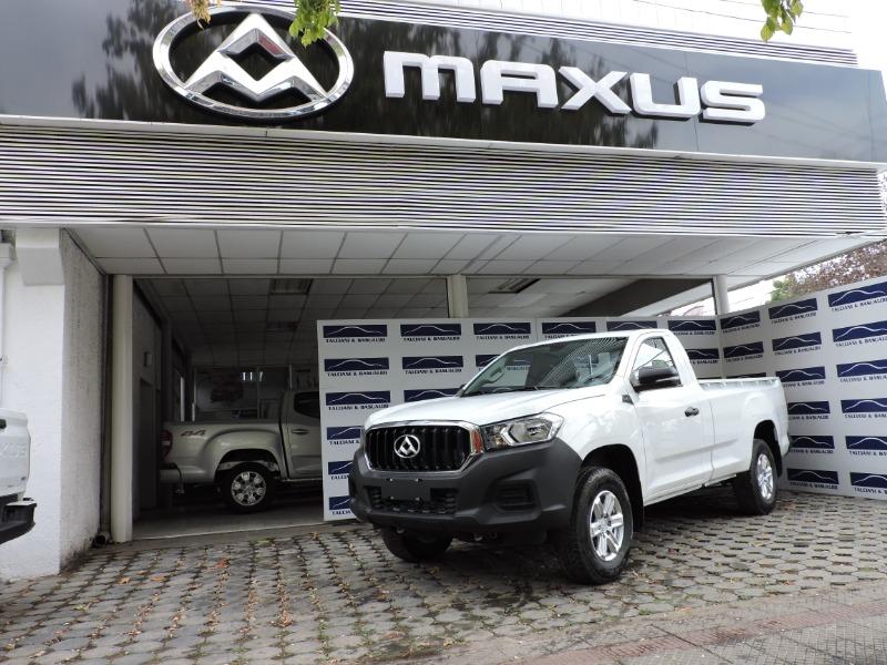MAXUS T60 CABINA SIMPLE 4x4 2019 RECIÉN LLEGADAS - TALCIANI BASUALDO