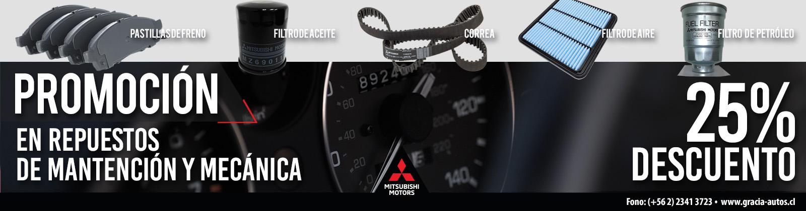 Gracia Autos - Promocion Repuestos