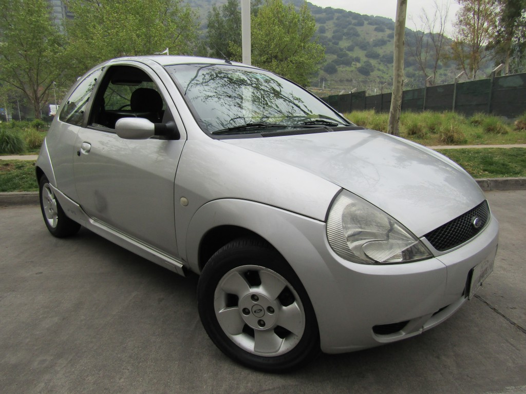 Ford Ka Xr  Ptas   Mil Km Aire