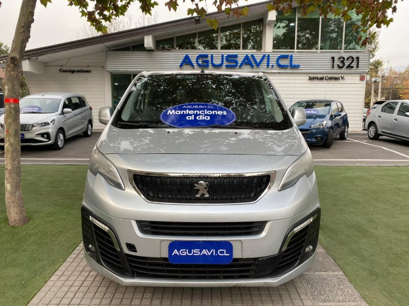 PEUGEOT TRAVELLER BUSINESS 2.0  DIESEL 2017 1 DUEÑO ,USO TRASLADO ADULTO MAYOR - FULL MOTOR