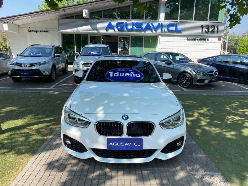 BMW 120I SPORT LCI 2.0 AUT LOOK M 2017 UNICO DUEÑO -