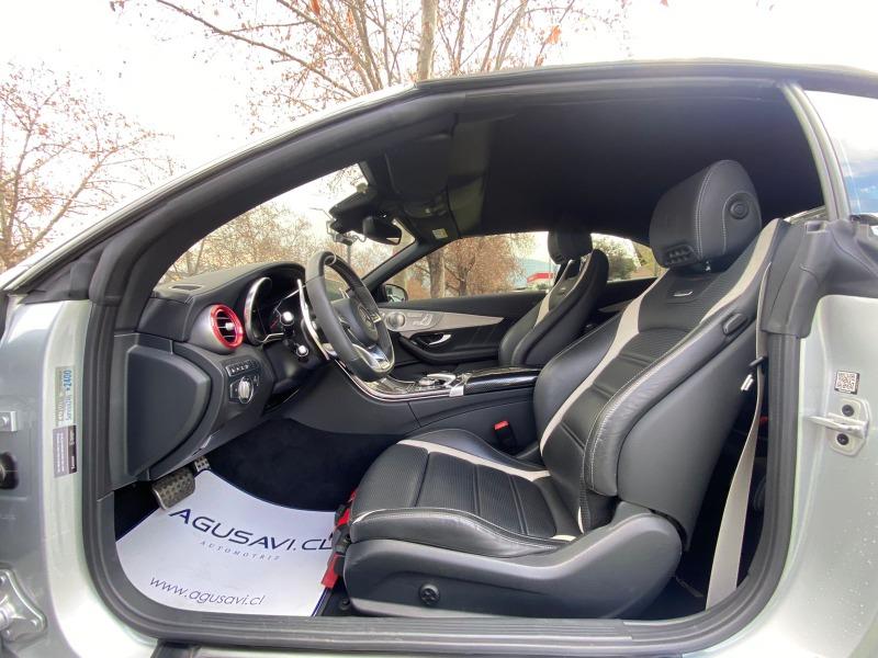MERCEDES-BENZ C63 AMG S CABRIO 4.0 AMG 2018 VERSIÓN S AMG, SÓLO 14.000 KM!! - FULL MOTOR