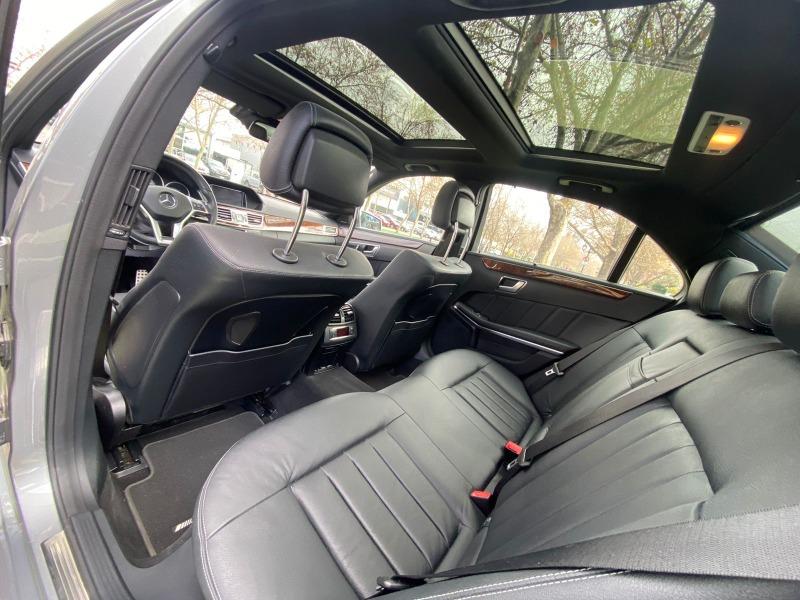 MERCEDES-BENZ E500 4.7 V8 AVANTGARDE 2014 408HP, BITURBO - FULL MOTOR