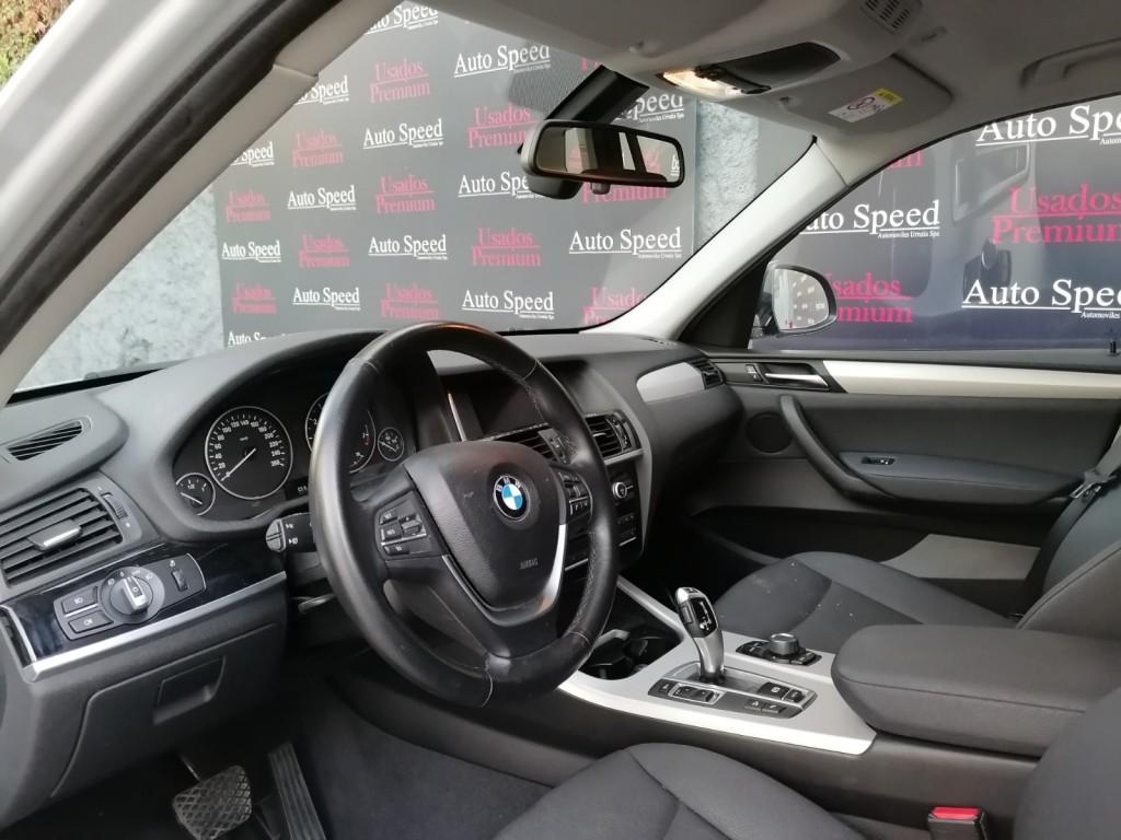 BMW X3 X-3 XDRIVE28I 2.0 AUT 2016  - FULL MOTOR