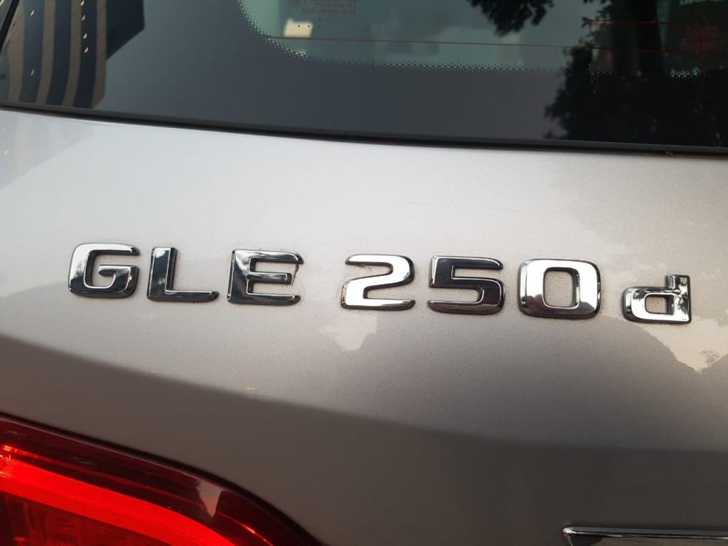 MERCEDES-BENZ GLE 250 2.0 AUT  4MATIC  FULL DIESEL 2017  - FULL MOTOR