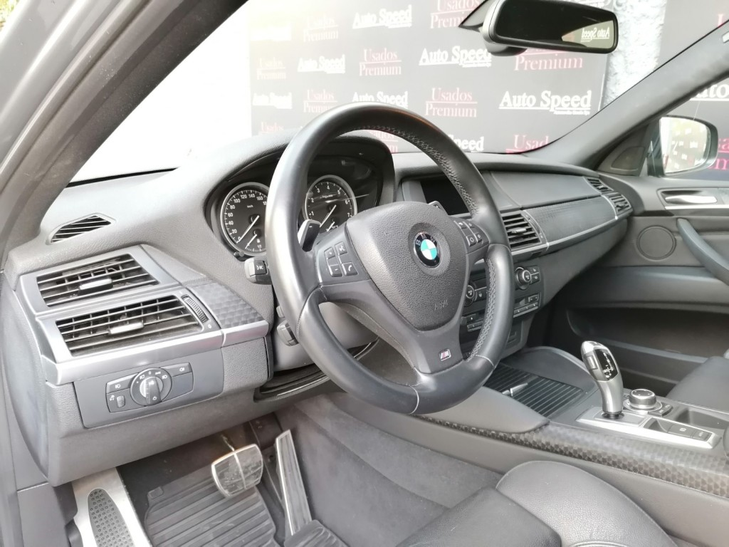 BMW SERIE 6 X-6 XDRIVE35I 3.0 AUT 2015  - FULL MOTOR