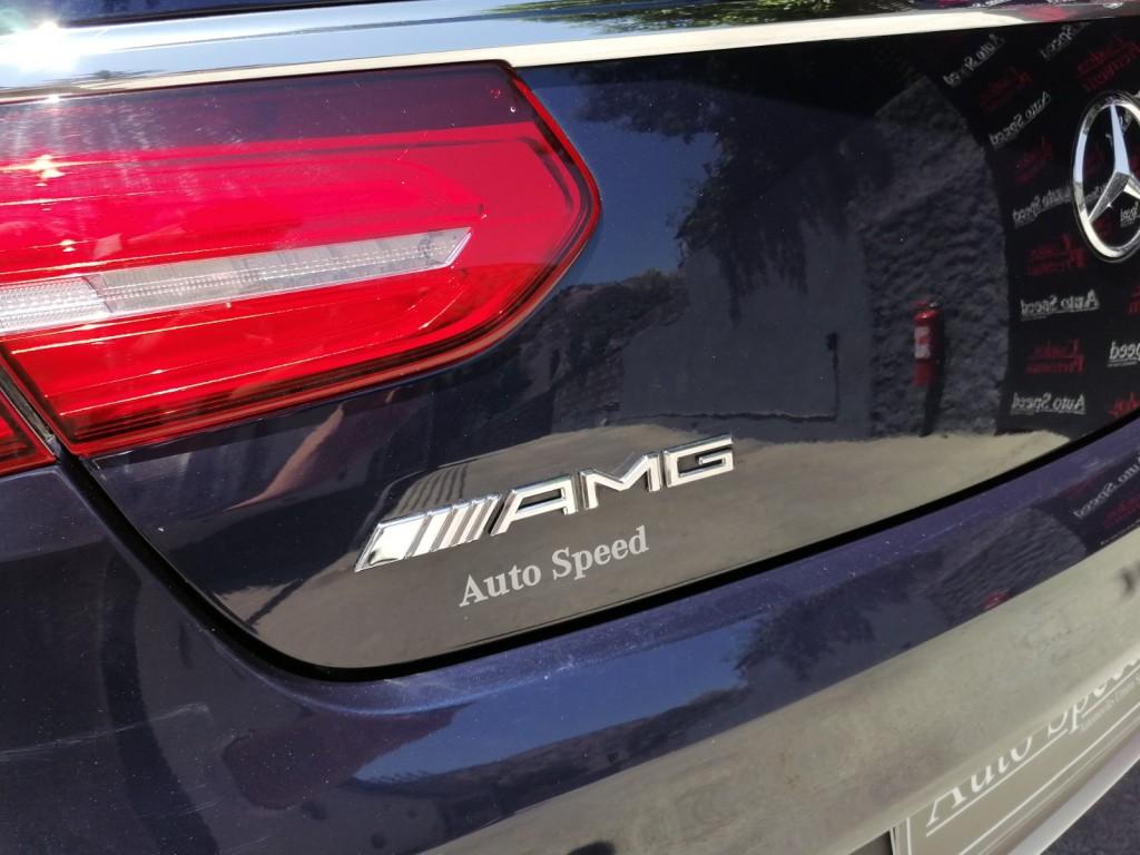 MERCEDES-BENZ GLE 63 AMG GLE COUPE 63 AMG 5.5 MERCEDES-AMG GLE 63 S AUTO 4M 2017  - FULL MOTOR