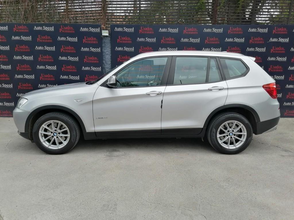 BMW X3 X3 XDRIVE20I 2.0 AUT 2014  -