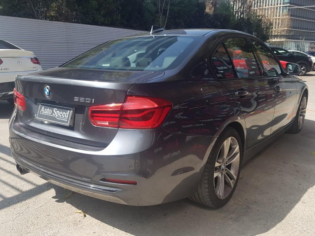 BMW 320 320I A 2.0 SPORT 2017  - FULL MOTOR