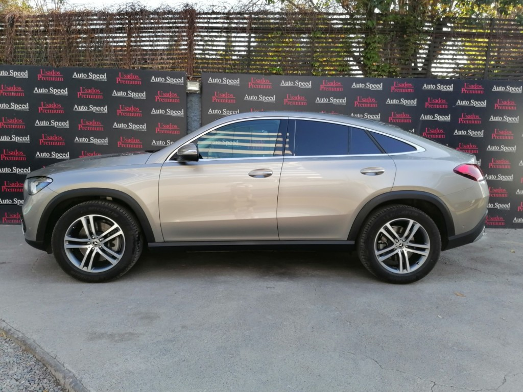 MERCEDES-BENZ GLE 300D GLE 350D 2.9 DIESEL 4MATIC COUPE 2021  -