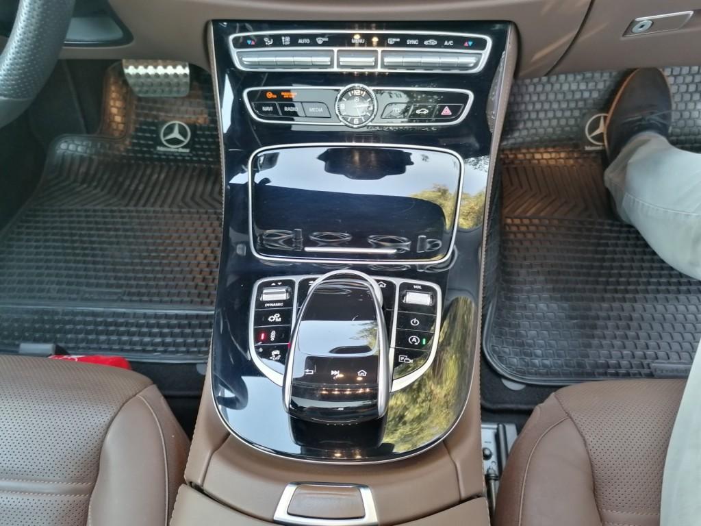 MERCEDES-BENZ E 43 E 43 AMG  3.0  AUT 2018  - FULL MOTOR