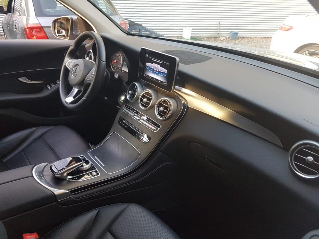 MERCEDES-BENZ GLC 220 GLC 220 2.1 GLC 220D AUTO 4MATIC 2018  - FULL MOTOR