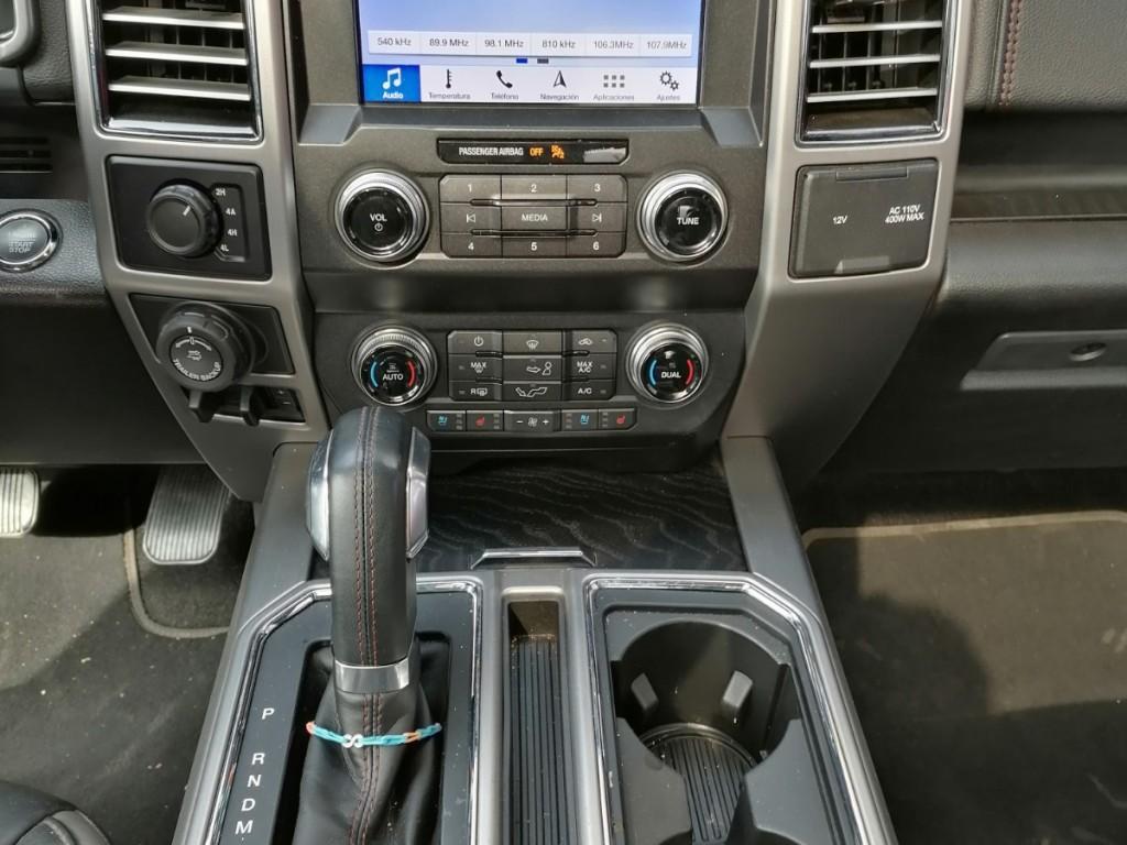 FORD F-150 F-150 3.5 PLATINUM AUTO ECOBOOST 4WD 2020  - FULL MOTOR