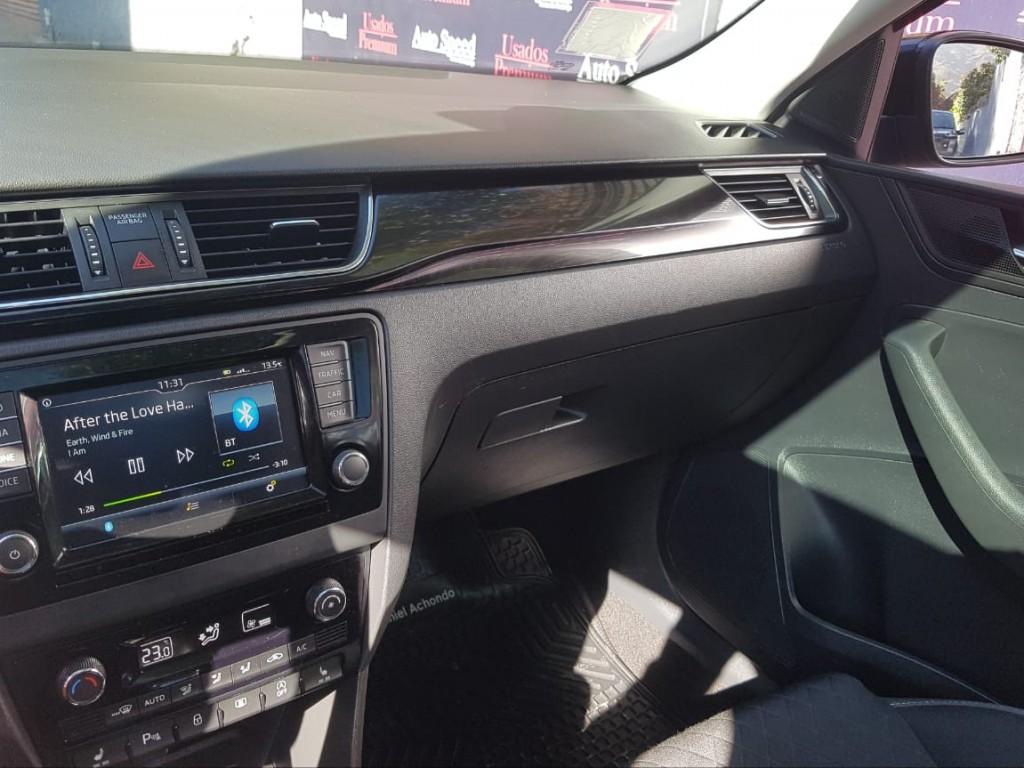SKODA RAPID RAPID 1.4 TSI DSRAPID 1.4 TSG AUTO STYLE SPACEBACK 2019  - FULL MOTOR