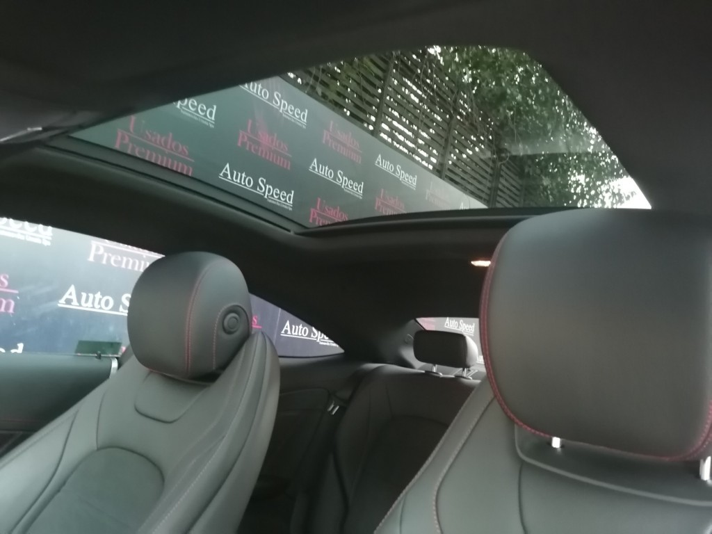 MERCEDES-BENZ C43 AMG 3.0 MERCEDES-AMG C 43 AUTO 4MATIC 2018  - FULL MOTOR