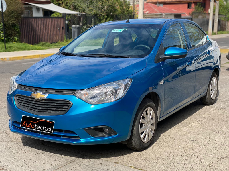 CHEVROLET SAIL SAIL ls 1.5 FULL AIRE 2017 SAIL FULL AIRE SOLO 7.000 KLMS COMO NUEVO - FULL MOTOR