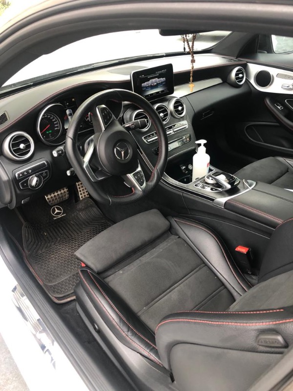 MERCEDES-BENZ C43 AMG COUPE AMG 2018 SOLO 25.000 KMS INMACULADO - FULL MOTOR