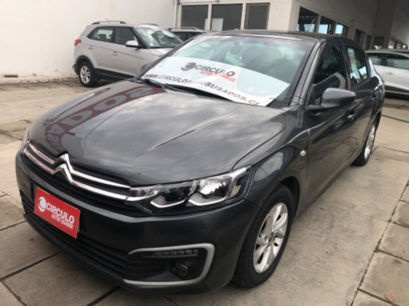 CITROËN C-ELYSËE SEDUCTION 2018 VERSION DIESEL 1.6 -