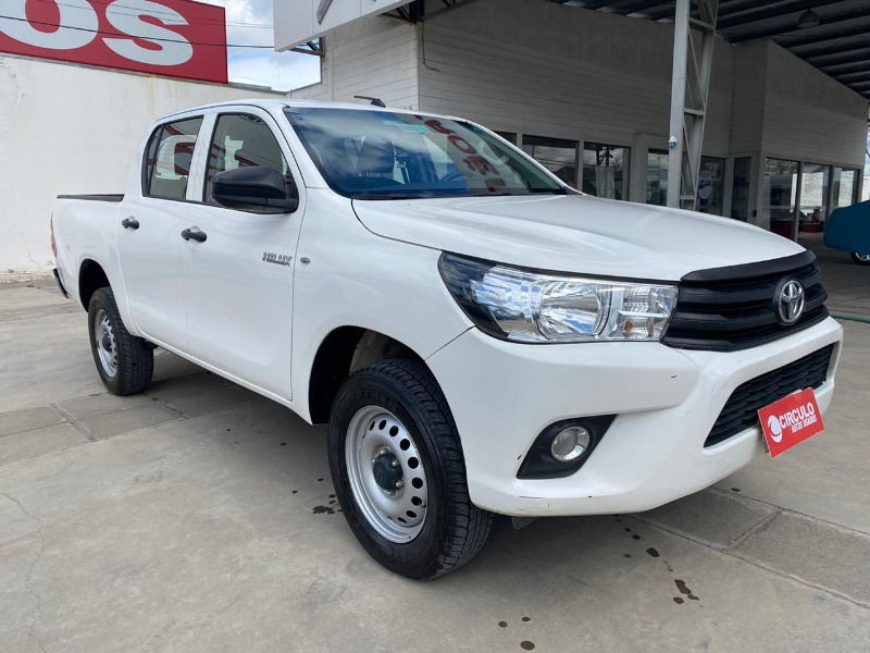 TOYOTA HILUX NEW HILUX 4x2 2.4 MT DX (Narrow) 2018 TRACCION 4X2 -