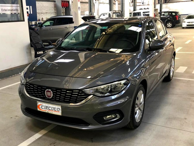 FIAT TIPO TIPO POP 1.6 AT 2019  -