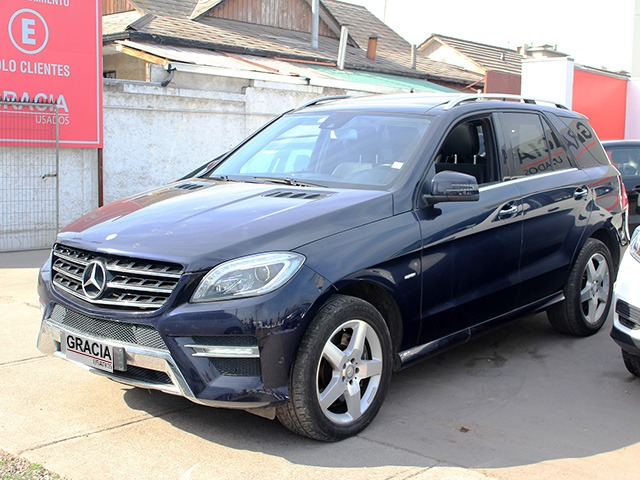 MERCEDES-BENZ ML 350 BLUE EFFICIENCY 4MATIC 2012  - GRACIA AUTOS