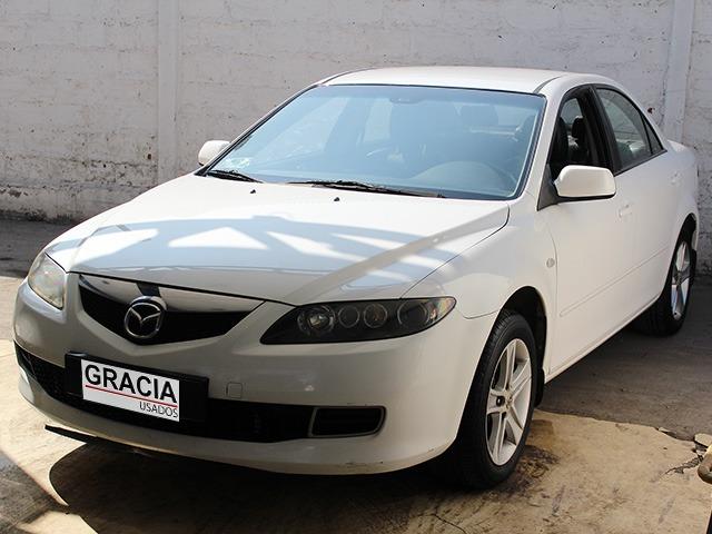MAZDA 6 2.0 AUT  CUERO 2008  - GRACIA AUTOS