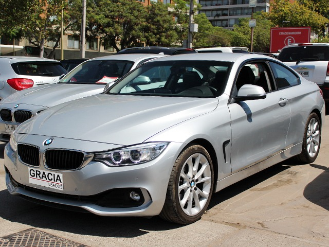 BMW 420 2.0iA AT  2015  - FULL MOTOR