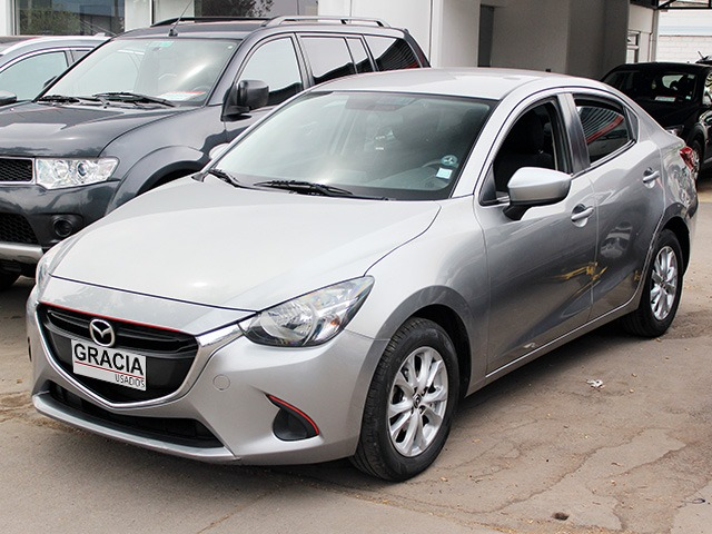 MAZDA 2 NEW 1.5 MT 2016  - GRACIA AUTOS