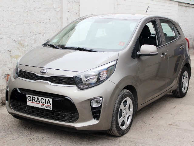 KIA MORNING EX MT 1.2 DH DAB AC 2017  - GRACIA AUTOS