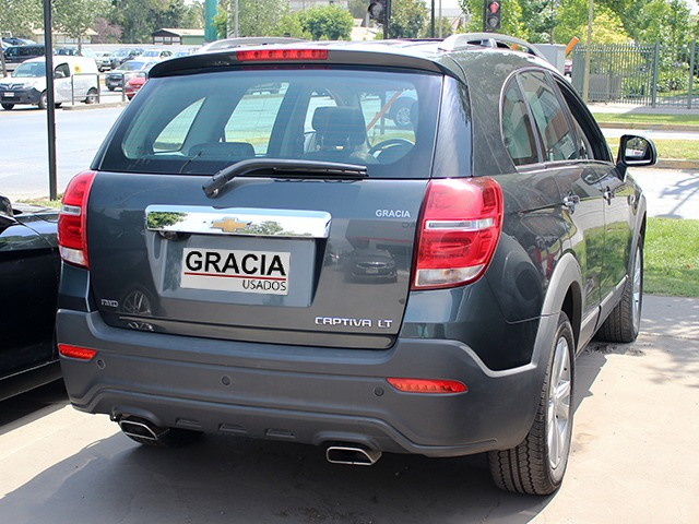 CHEVROLET CAPTIVA LT FULL AWD 2.4 AUT 2017  - GRACIA AUTOS