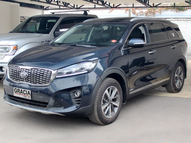 KIA SORENTO CRDI AWD EX 2.2 AT 2019  - GRACIA AUTOS