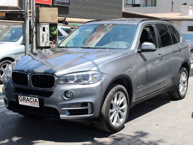 BMW X5 XDRIVE 35i EXECUTIVE PLUS 2017  - GRACIA AUTOS