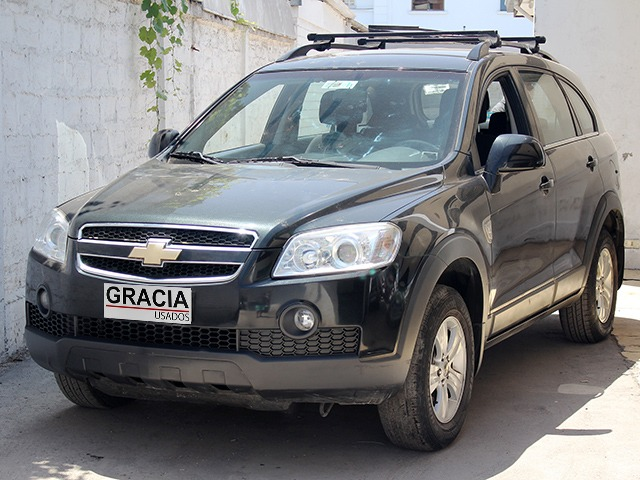 CHEVROLET CAPTIVA LS 2.4 MT 2010  - GRACIA AUTOS