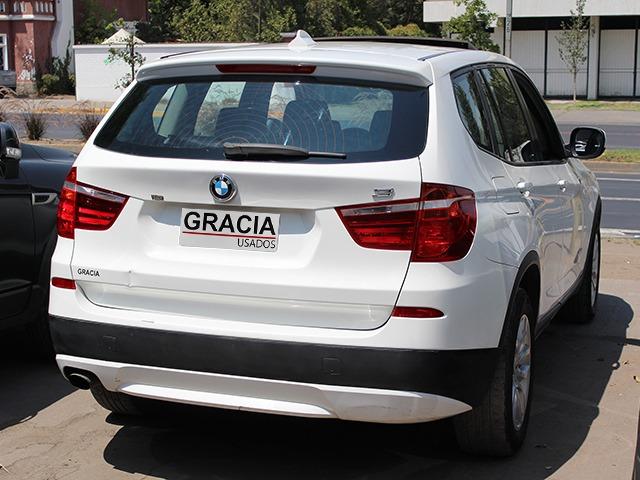 BMW X3 XDRIVE 20d DIESEL AWD AUT 2011  - GRACIA AUTOS