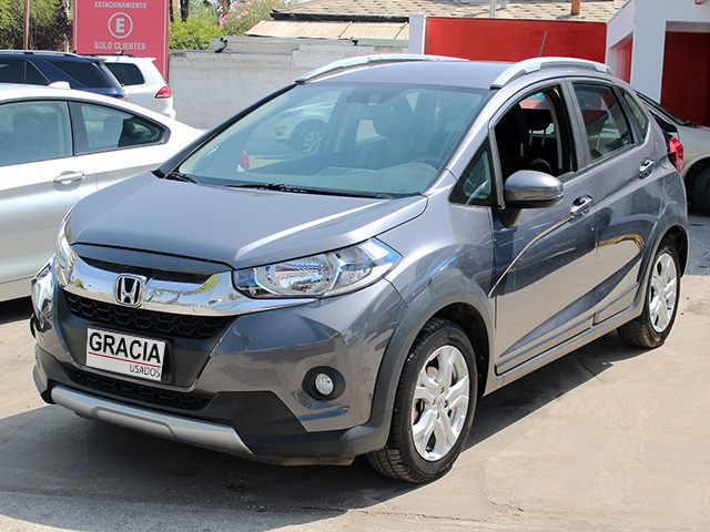HONDA WR-V LX 1.5 MT 2017  - GRACIA AUTOS